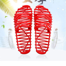 Summer Massage Slippers For Shower Detox Body Foot Health Shoes Non-slip Soft Home Men Women Indoor Massager Bath