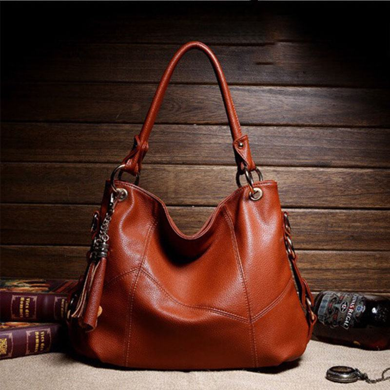TEAEGG 2019 Vintage Brown Women Handbags Luxury Designer Shoulder Bags High Quality Brand Crossbody Bags For Women Bolso mujerTEAEGG 2019 Vintage Brown Women Handbags Luxury Designer Shoulder Bags High Quality Brand Crossbody Bags For Women Bolso mujer