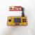 Venta caliente 2.0 pulgadas de pantalla lcd a color de videojuegos reproductor de juegos estación 8bit consola de juegos portátil con 600 juego doble mango