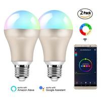 BB Speaker Led Lamp Rgb Wifi Smart Bulb E27 /220V Smart Light Smart Bulb/Wifi/Alexa/Google Home App Remote Control Smart Bulbs