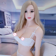 158cm 1001#  High quality big breasts real silicone sex doll man realistic vaginal oral ass TPE and metal skeleton sexy beauty