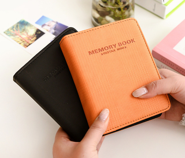 64 Pockets Photo Album Instax Mini Album For Fujifilm Film 7s 8 25