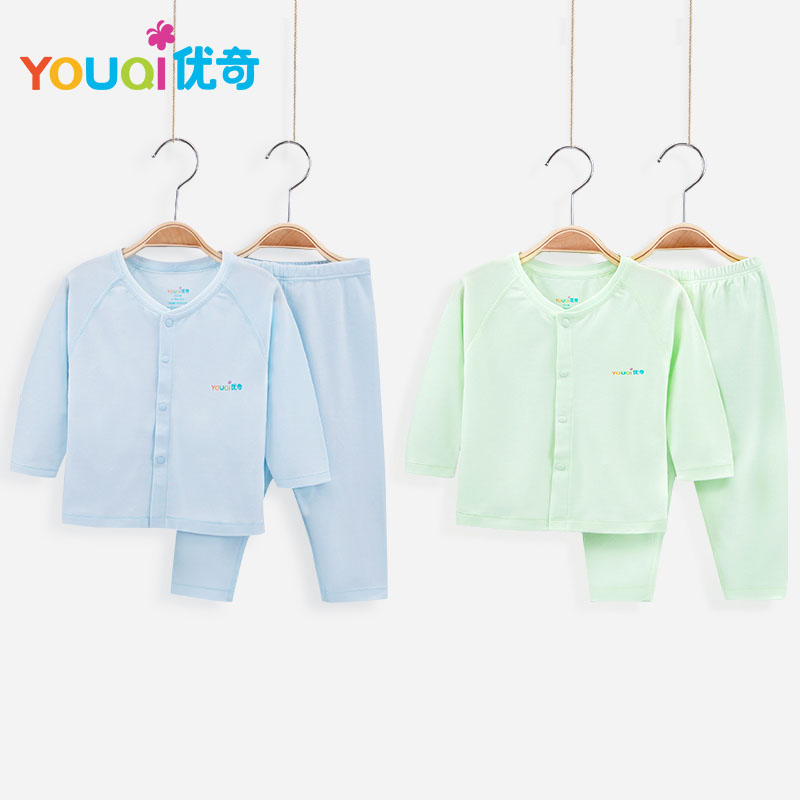 2Pcs Baby Clothes Boys Clothing Set Girl Pajamas Kids Summer Long Sleeve Top Pants Suit Toddler Children Clothing Brand Costume baby nightwear pajama suit for children pajamas for boys with long sleeve kids pjs sleepwear set children s clothing 1 2 4 year