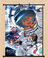 Dandy Dandy's Dende Home Decor Anime Japanese Poster Wall Scroll Hot