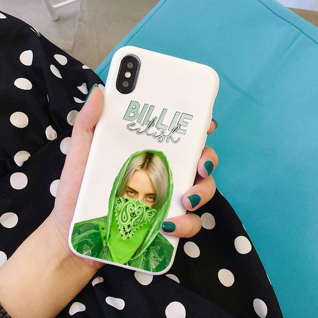 BILLIE EILISH IPHONE CASE (20 VARIAN)