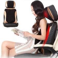 Neck Shiatsu Massage Chair With Vibration Function Free Shipping