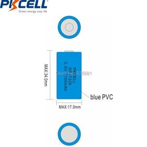 Image 4 - 5pcs ER17335 ER17335S ER 17335 ER2/3A 3.6V Li SOCl2 batteria al litio 2/3A batterie 17*33.5 MILLIMETRI Superiore a CR17335 Batterie