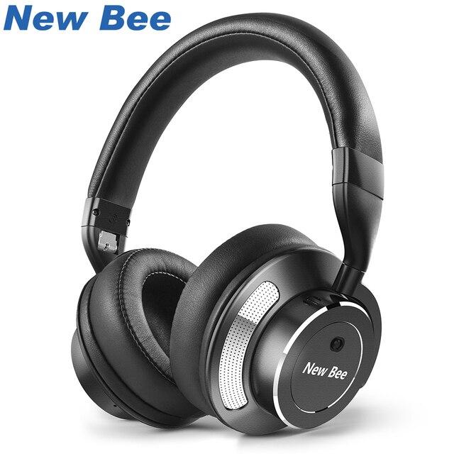 Nuovo Ape ANC Auricolare Attivo A Cancellazione di Rumore Cuffie Bluetooth  Senza Fili Stereo Profonda Bass fe63ec6f37c6
