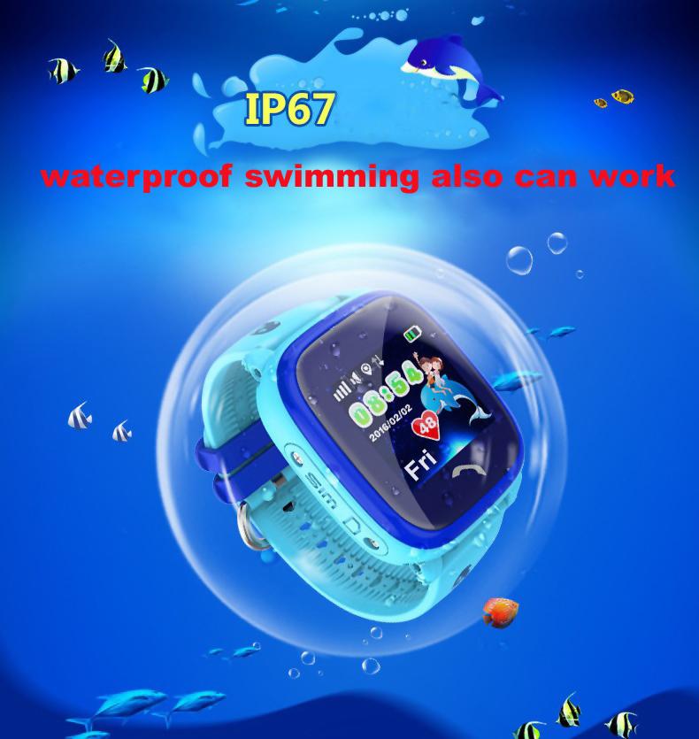 baby smart watch df25