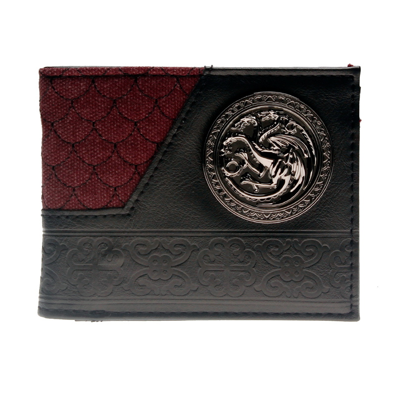 Game Of Thrones Women Wallet  Men's Purse  DFT-3113