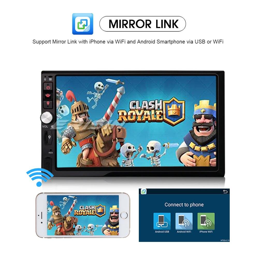 Aliexpress.com : Buy Erisin ES3741U 7 inch car dvd player android ...