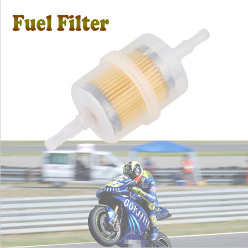 motorcycle fuel filter mini inline fuel oil gas filter