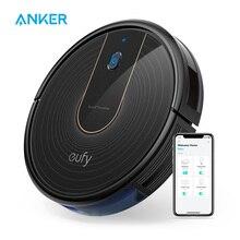 Eufy [BoostIQ] RoboVac 15C,Wi Fi 1300Pa Siêu Mỏng Yên Tĩnh, tự Sạc Robot Hút Bụi Cho Sàn Cứng & Trung Đống Thảm