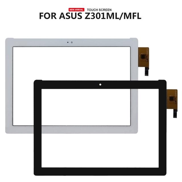 Free Shipping For Asus ZenPad Z301M Z301MF Z301ML Z301MFL Touch Screen Digitizer Glass Panel Replacement
