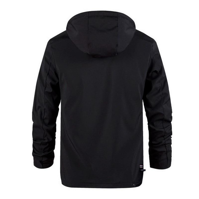 Locmemb jaqueta softshell ao ar livre dos