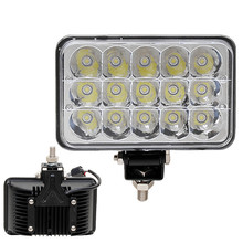 2016 New Arrive 1PCS 5inch 45W led work light lamp Tractor Boat Off-Road 4WD 4×4 12v 24v Truck SUV ATV Spot FLOOD BEAM LED LIGHT