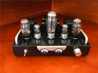 Спартанский Z1 роскошный комплект лампового усилителя 6N9P 6P3P Hi Fi аудио ламповый усилитель DIY Kit