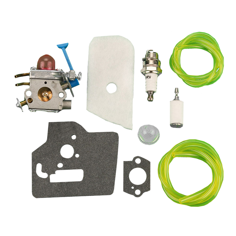 Carburateur Kit pour Husqvarna 128C 128L 128LD 128R 128RJ 128CD 128LDX Trimmer F2