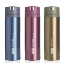 450ml Vacuum Flasks Thermoses Bottle Stainless Steel Outdoor Drinking Water Mugs
