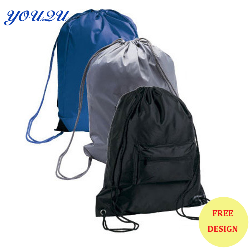 Polyester Bag With Printing 210D Polyester Bag Recycle Polyester Bag Low Price