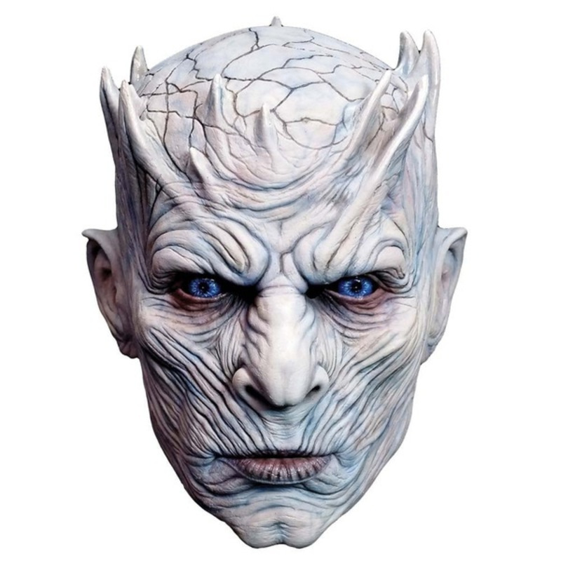 Newest Game Of Thrones Masks For Night's King White Walker Men's Full Head Mask Halloween Party Mask