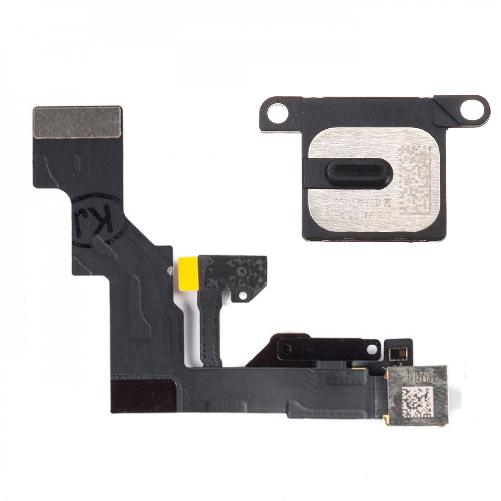 For IPhone 6 6plus 6s 6s Plus Front Facing Camera With Sensor Proximity Light Microphone Flex Cable + Ear Piece Sound Speaker