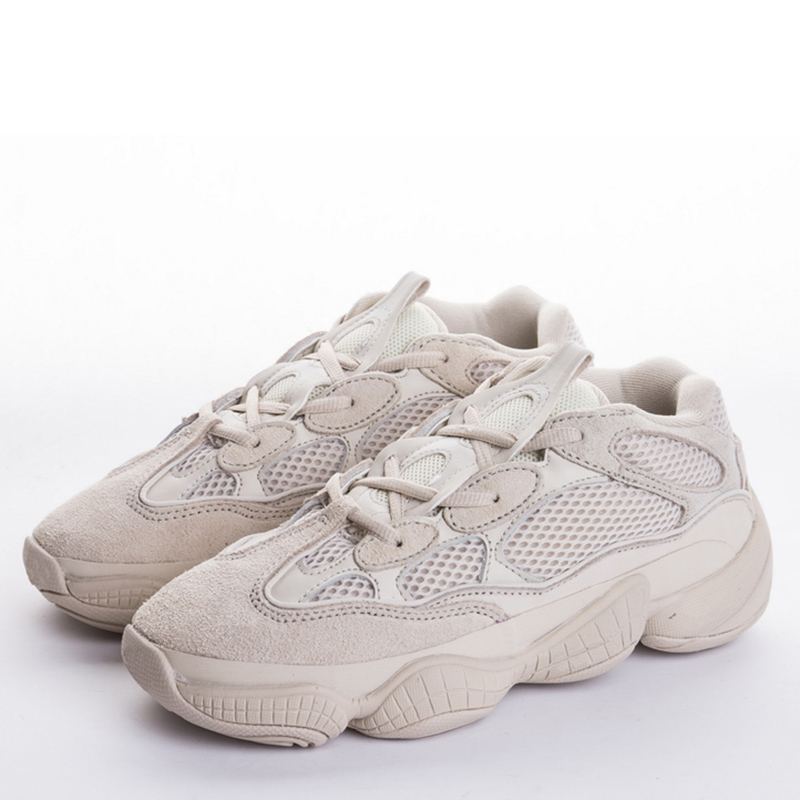 new style f4447 22a71 Wholesales Kanye West Salt Desert Rat 500 Blush Nomal Moon Yellow Utility  Black Luxury Dad Shoes Designer Running Sneaker Sports