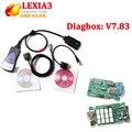 Lexia3 Diagbox 7.83 Lexia 3 PP2000 V48 Diagnostic Tool Lexia-3 PP2000 V25 With Muliti-Language Free Shipping