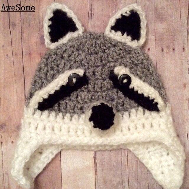 Gratis publica la lobo sombrero recién nacido, chica linda bebé niño ...