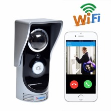 Smart Wireless WiFi Remote Video Camera Home Security Doorbell Intercom Monitor Waterproof Movement Detecting Intrusion Alarm