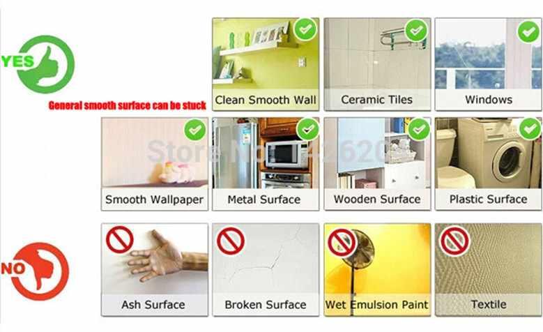 Wondrous Aluminum Foil Self Adhesive Wallpaper Bathroom Wall Decor Kitchen Backsplash Waterproof Tile Shelf Liner Adhesive Contact Paper Interior Design Ideas Truasarkarijobsexamcom