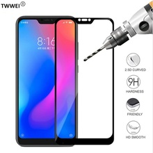 Protective Glass on the for Xiaomi Mi A2 Lite A1 Glass Tempered Glass for Xiaomi Mi A1 A2 Lite Screen Protector Film Foil все цены