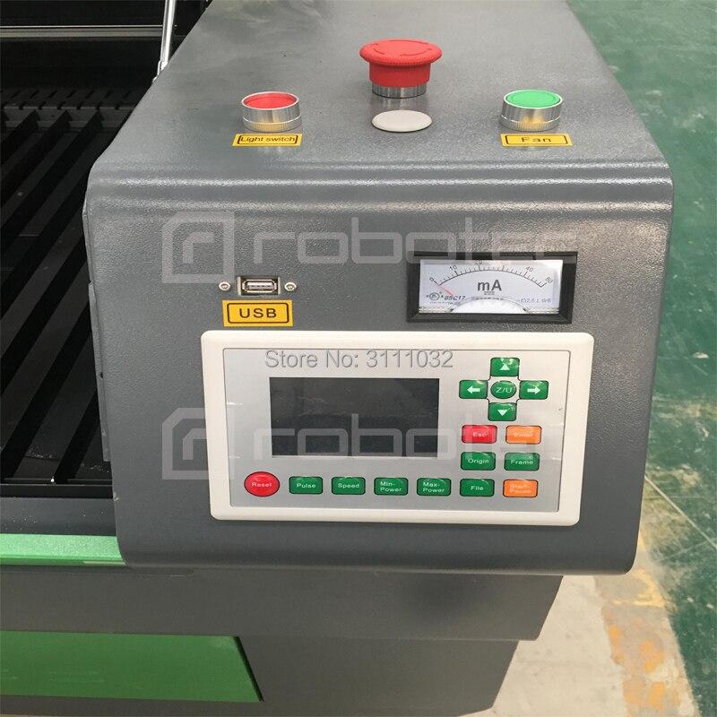 Machine de découpe laser intelligente et forte bijoux 1390 1290/CNC coupe laser pour métaux/or/argent/contreplaqué - 6