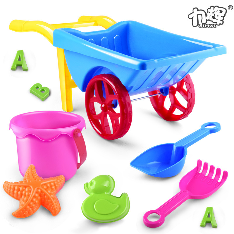 Beach Sand Toys For Kids : Beach toys for children times bucket of sand