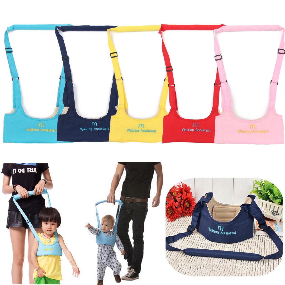 Infant Carry Baby Toddler Walking Wing Belt Walk Assistant Safety Harness Strap