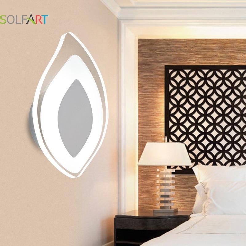 SOLFART shpon llambat e mureve për fletë të ndritshme në shtëpi, - Ndriçimit të brendshëm - Foto 2
