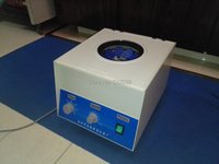 LD 5 Electric Centrifuge Lab Medical Practice Timer 4000 rpm 50ml x 8