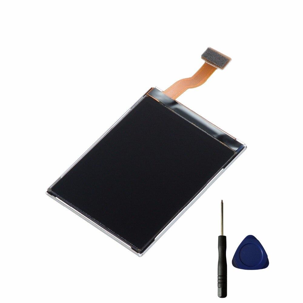 Original Black LCD Display Screen Replacement For Nokia 6700C 6700S Phone LCD + ToolsOriginal Black LCD Display Screen Replacement For Nokia 6700C 6700S Phone LCD + Tools