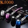 Cigarrillo electrónico e-pipe k1000 kamry kit vaporizador steelseries caja mod raya mod 18350 batería pipe x8270