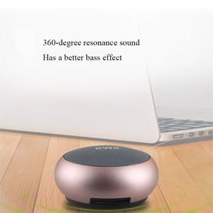 Image 3 - EWa A110 נייד רמקול עבור טלפון/Tablet/מחשב מיני אלחוטי Bluetooth רמקול מתכתי USB קלט MP3 נגן ספורט רמקולים