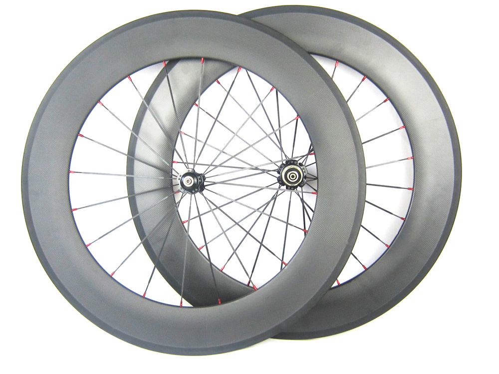 88mm depth carbon wheel 20.5 width 700C carbon fiber clincher wheel set bicycle 11 speed wheel painting 50mm clincher carbon bike wheel 25mm width bicycle wheel set novatec light weight hub 700c wheel set
