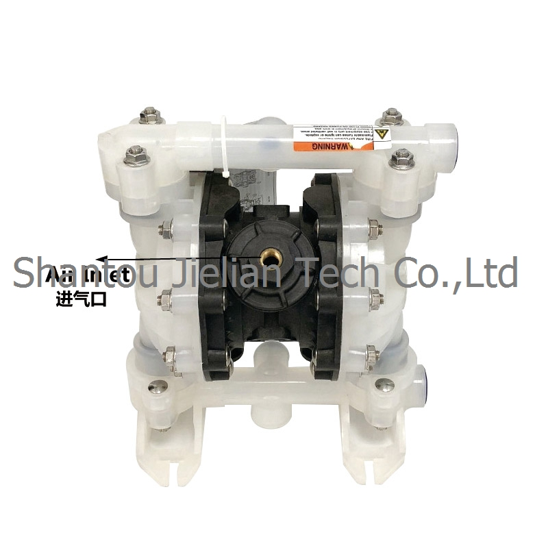 Plastic Double diaphragm pump air BML 15P 57L min in Tool Parts from Tools