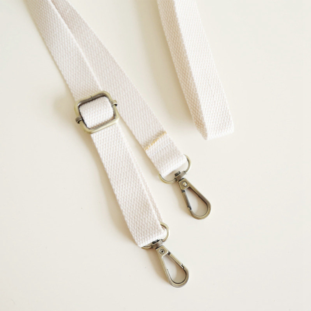 Adjustable Handbag Webbing Crossbody Strap Handle Clip On Replacement Belt Shoulder