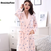 2019 new newest sexy attractive robe kimono style wedding short cotton lace robe bathrobe dressing gown bridal partyt gift