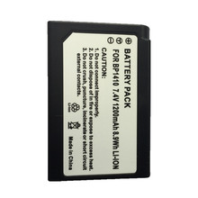 BP 1310 Digital Camera Battery BP1310 lithium batteries pack  For SAMSUNG NX NX10 NX100 NX11 NX20 NX5