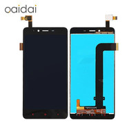 LCD Display Touch Screen For Xiaomi Redmi Note 2 Note2 Phone Digitizer Assembly Replacement Parts With