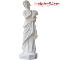 94 centímetros Outono Primavera Verão Arte Deusa Escultura Estátuas de Resina Arte & Artesanato Casa Acessórios de Decoração Para Sala de estar R925|Estátuas e esculturas| |  -