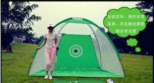 Image 2 - Per adulti 3 m x 2 m Esercizi di pratica di Golf pratica netto gabbia Golf attrezzi e prodotti per traininng accessori per il Golf