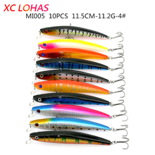 Super Deal 20Pcs Minnow Fishing Lures China Factory Artificial Fishing Lure Bait Bestseller Fishing Tackle Accessories On Sale
