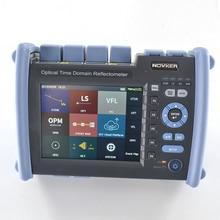 Multifunction MM OTDR NK6000-M1 850/1310 26/28dB built in fiber light source OPM VFL Intelligent optical link mapper